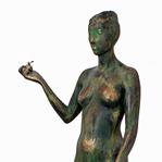 Съемка скульптуры